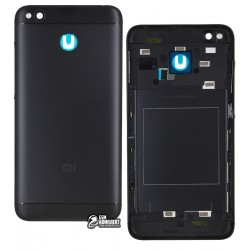 Задняя крышка батареи для Xiaomi Redmi 4X, черная