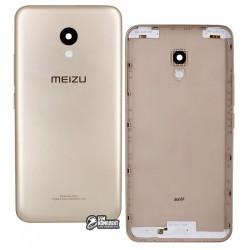 Задняя крышка батареи для Meizu M5, золотистая