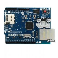Ethernet Shield W5100 R3 для Arduino UNO, Mega 2560/1280/328