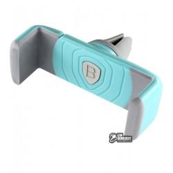 Автодержатель Baseus Mini Shield Plus, голубой