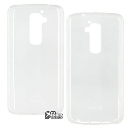 Чохол захисний iPaky для LG G2 D802, G2 D805, G2 D800, G2 D801, G2 D803, LS980, VS980, силіконовий, прозрачный