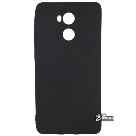 Чехол защитный для Xiaomi Redmi 4, pvc, черный