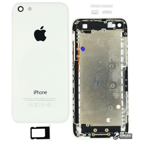Корпус для Apple iPhone 5C, білий