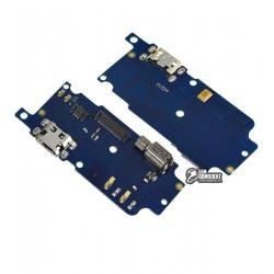 Шлейф для Meizu M5s, коннектора зарядки