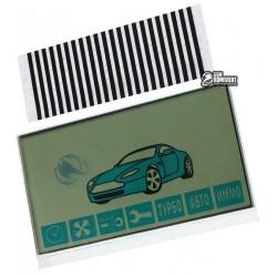Дисплей для брелока автосигнализации Starline A91 со шлейфом