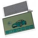 Дисплей для брелока автосигналізації Starline A91 зі шлейфом