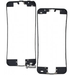 Рамка крепления дисплея для Apple iPhone 5C, черная