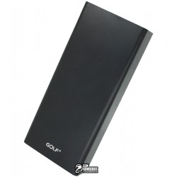 Power Bank Golf EDGE24 PLus, 24000mAh, черный