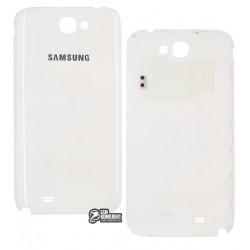 Задня кришка батареї для Samsung I317, N7100 Note 2, N7105 Note 2, T889, біла
