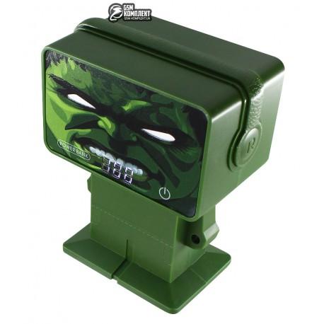 Power bank Remax Avenger RPL-20 10000mAh, зеленый
