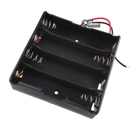 Відсік для батарейй4x18650спроводами