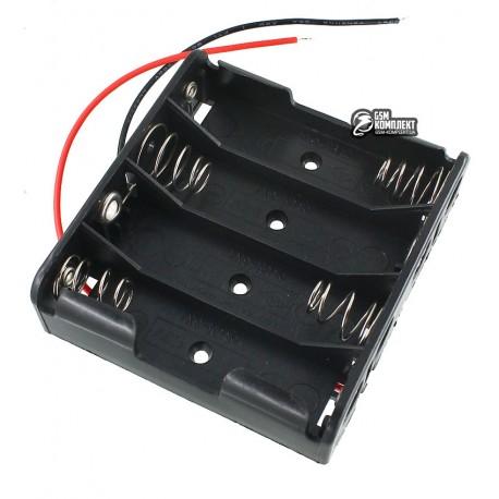Відсік для батарейй4xAAAплоскийспроводами