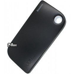 Power bank Baseus Fan Dual output Power Bank 8000MAH Black (PPM11-01)