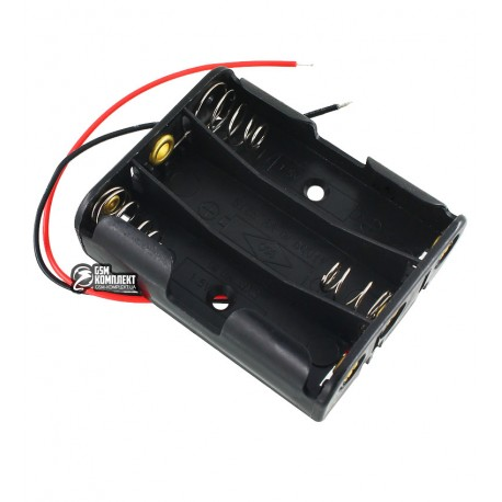 Відсік для батарейй3xAAплоскийспроводами