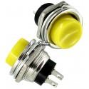 Кнопка PBS-26B / DS-212 (OFF-ON), желтая
