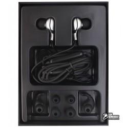 Bluetooth-гарнитура Baseus Encok Magnet Wireless Earphone S04 Silver Black (NGS04-01)