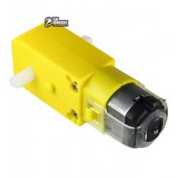 DC двигатель с редуктором для моделей
