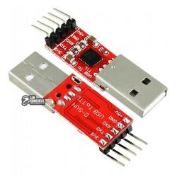 Преобразователь конвертер USB - UART CP2102