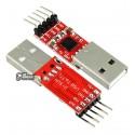 Перетворювач конвертер USB - UART CP2102
