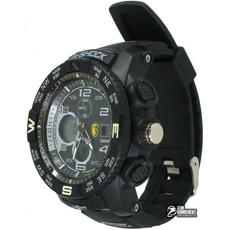 Часы наручные G-shock GWA-2000 Box, серебро