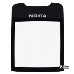 Стекло корпуса для Nokia 8800, черное