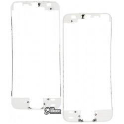 Рамка крепления дисплея для Apple iPhone 5S, iPhone SE, белая