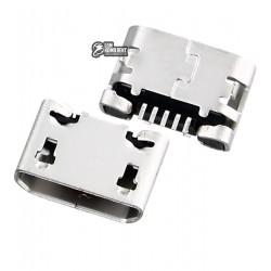 Коннектор зарядки для Fly IQ434, IQ4411, original, #3.H-2103-950525-001/145200072