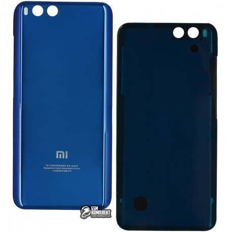 Задняя крышка батареи для Xiaomi Mi6, синяя
