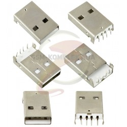 Штекер USB-A / USB-02-MD-90