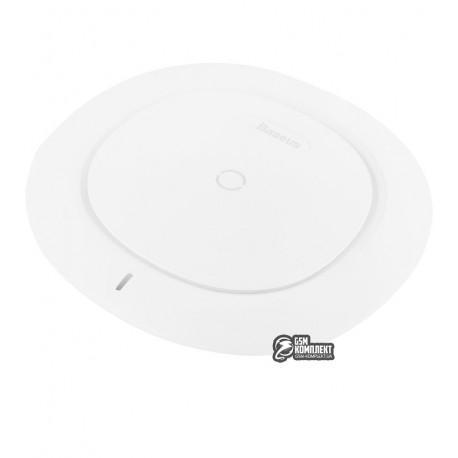 Беспроводная зарядка Baseus UFO Desktop Wireless Charger White