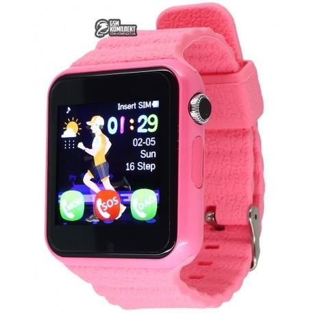 Детские часы Homebarl WG800S/V7K с GPS-трекером