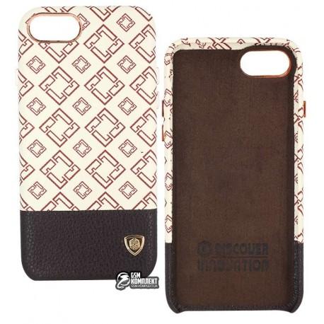 Чехол-накладка Nillkin Oger case для iPhone 7 Ivory