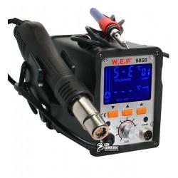 Термоповітряна паяльна станція WEP 995D