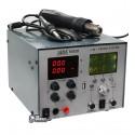 Термоповітряна паяльна станція AIDA 9305D фен, паяльник, блок живлення (30V 4.5A, USB 5V 2A) цифрова індикація