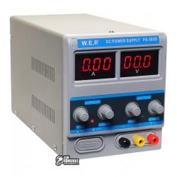 Лабораторный блок питания WEP PS-305D 30V 5A цифровая индикация