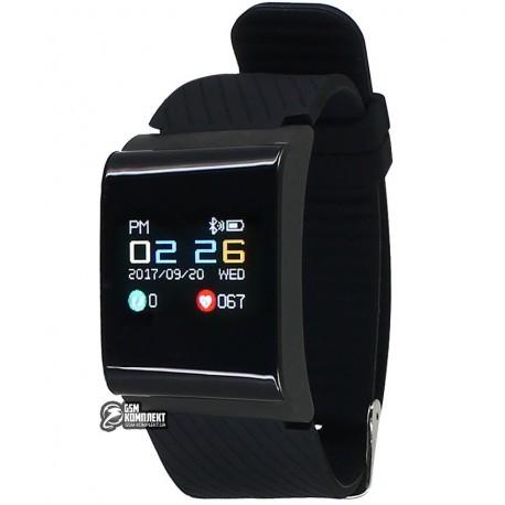 Фитнес трекер Smart watch X9 Plus, черный