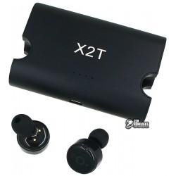 Наушники беспроводные Mini X2T, Bluetooth, черные