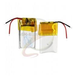 Аккумулятор универсальный, 21 мм, 11 мм, 4,0 мм, Li-ion, 3,7 В, 50 мАч