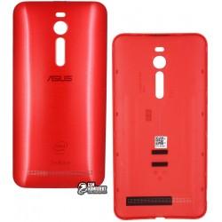 Задняя панель корпуса для Asus ZenFone 2 (ZE550ML), красная