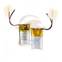 Аккумулятор универсальный (акб), для телефона, планшета, GPS, 18 мм, 10 мм, 4,0 мм, Li-ion, 3,7 В, 50 мАч