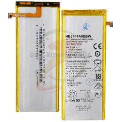 Аккумулятор HB3447A9EBW для Huawei P8 (GRA L09), (Li-Polymer 3.8 В 2600 мАч)