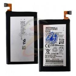 Аккумулятор (акб) ED30 для Motorola Motorola XT1032 Moto G, XT1033 Moto G, XT1036 Moto G, Li-Polymer, 3,8 В, 2010 мАч