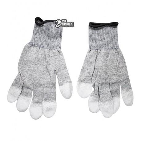 Антистатические перчатки AIDA, размер L