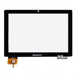 Тачскрин для планшета Lenovo IdeaPad S6000, черный, #MCF-101-0887-V2