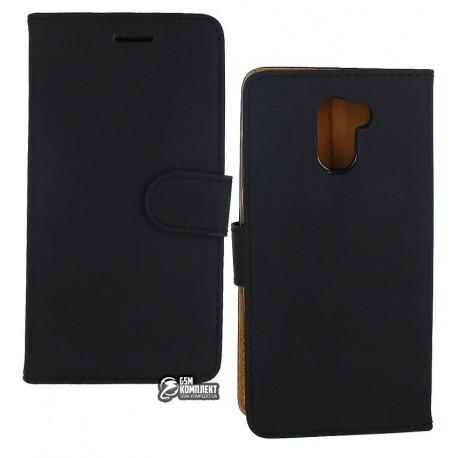 Чехол-книжка TOTO Classic для Xiaomi Redmi 4 черная
