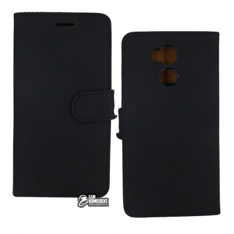 Чехол-книжка TOTO Classic для Xiaomi Redmi 4 Prime черная