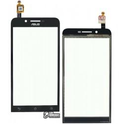 Тачскрин для Asus ZenFone Go (ZC500TG), черный