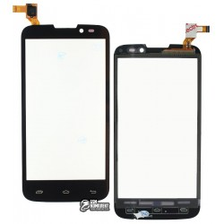 Сенсорный экран для Prestigio MultiPhone 5517 Duo, черный, 140 ? 70 мм, #MCF-050-1436-V1.0
