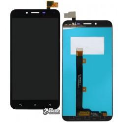 Дисплей для Asus Zenfone 3 Max (ZC553KL) 5.5, черный, с сенсорным экраном, original (PRC)