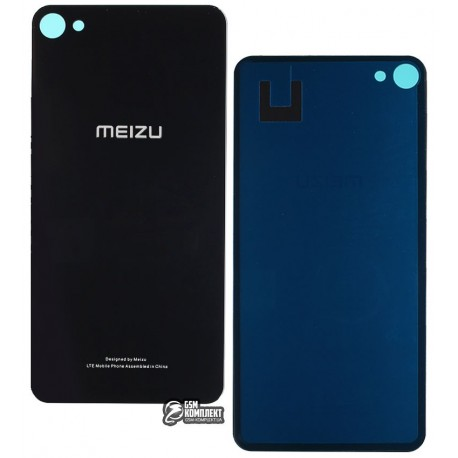 Задня панель корпусу для Meizu U20, черная